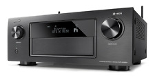 Denon AVR-X4300H Black 9.2 Channel AV Receiver w/ HEOS Music Streaming