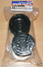 Tamiya 51323 CR-01 Standard Wheels 2 Pcs. (0 Offset) (CR01/Crawler), NIP