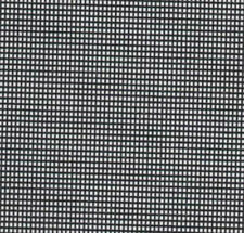 "TEXTILENE ® BLACK INSECT SUPER SCREEN  PORCH POOL ENCLOSURE  FABRIC 60"" X 12 FT"
