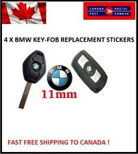 BMW Key Fob Remote Badge Logo Sticker Emblem E36 E39 E46 E90 M3 M5 M6 MSport 11M