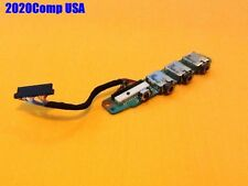 TESTED!! HP Pavilion DV6000 DV6500 DV6700 AUDIO Sound Board + Cable =  AMD Board