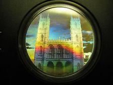 2006 Notre-Dame Basilica $20 Fine Silver Coin - No tax
