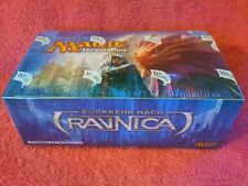 GERMAN Magic MTG Return to Ravnica RTR Factory Sealed Booster Box the Gathering