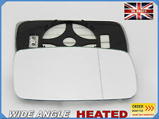Volvo 740/760/940 1982-1992 Wing Mirror Glass Aspheric HEATED Right Side #P002