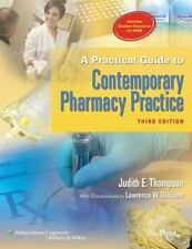 A Practical Guide to Contemporary Pharmacy Practice by Lawrence W. Davidow, Law