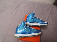 Nike Air Max Lebron X 10 Mens 2013 Basketball Shoes size 10 Jordan 90 95 $170!