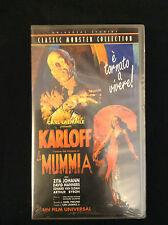La mummia Boris Karloff di Karl Freund VHS