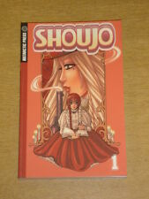 SHOUJO VOL 1 ANTARTIC PRESS MANGA KATIE BAIR GN