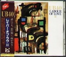 UB40 - Labour of Love II - Japan CD - 14Tracks