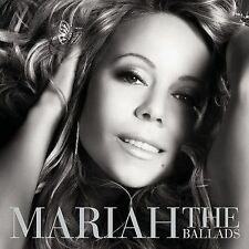The Ballads [US] by Mariah Carey CD 2009 SEALED with CRACKED CASE