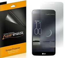 6X Supershieldz HD Clear Screen Protector For LG G Flex (T-Mobile, AT&T, Sprint)