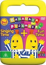 Bananas In Pyjamas: Fun Time / Singing Time = DVD R4