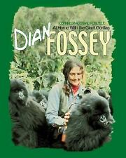 Dian Fossey: Home W/Gorillas (Gateway Greens)-ExLibrary