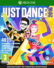 Just Dance 2016 XBOX ONE IT IMPORT UBISOFT