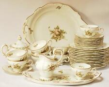 Rosenthal Pompadour Teaset Tea cups Saucers Plates Bowl Milk Jug Serving Dish