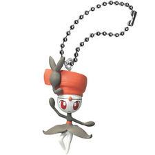 Pokemon Movie Meloetta Pirouetta Ball Key Chain swing 2012 Pocket Monster Toy