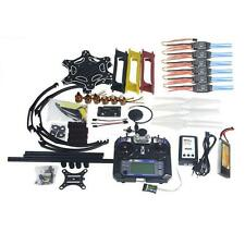 Full Set RC Drone MultiCopter 6-axis Aircraft Kit F550 Frame GPS APM2.8 Gimbal