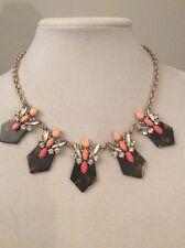 $52.50 J.Crew Tortoise Firefly Necklace