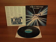 Kool & The Gang : AS ONE :  Vinyl Album + Original Inner Sleeve : DSR 003