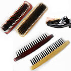 Wooden Shoe Polish Brush Clothes Dust Cleaning Buffing Waxing Polishing Brushes