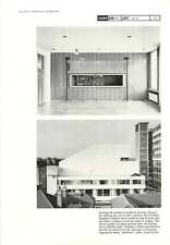 1962 Bar And Common Room In The Wolfson Institute
