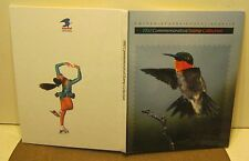 USPS 1992 Commemorative Stamp Collection Book COMPLETE w 58 Stamps $16.82 Face!!