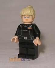 Lego Juno Eclipse from Sets 7672 Rogue Shadow Star Wars Imperial Officer sw182