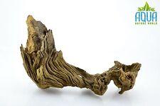 (a-5614) Oak bogwood ACQUARIO LEGNO (rosso) Moor Taglia L