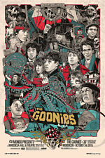 Tyler Stout - The Goonies - 24 x 36 inches regular ed of 750 MONDO