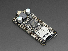 Adafruit Music Maker FeatherWing Feather Board MP3 OGG WAV MIDI Synth Player