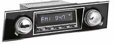 1967-1968 Camaro Radio AM FM Stereo ipod bluetooth Retrosound model two