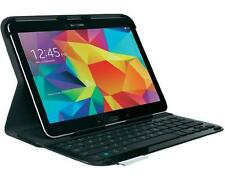 Logitech Ultrathin Keyboard Folio for Samsung Galaxy Tab 4 10.1 Türkisch/Deutsch