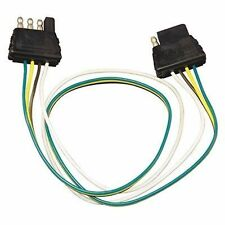 Wesbar 4-Way 2' Trailer Extension Harness Connector 707254 Boat Marine MD