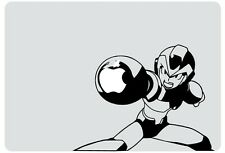 Megaman Shooting Apple MacBook Pro / Air 13 Inch Yinyl Decal Sticker