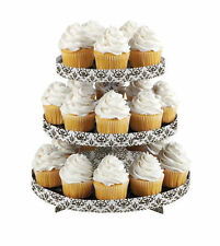 Damask Cupcake Treat Stand  from Wilton #0703 - NEW
