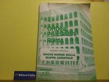 ART L1727 RIVISTA NORME SULLA MAPPA CATASTALE - 1989