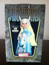 Marvel Universe Snowbird Bust Statue Alpha Flight Comics Limited Run #1988/2000