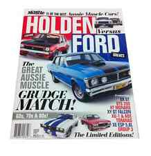 THE AUSSIE MUSCLE ENTHUSIAST # Holden VS Ford - GT HO XY XW 351