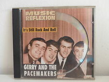 CD ALBUM GERRY AND THE PACEMAKERS It's still rock n roll 1421 2010 2