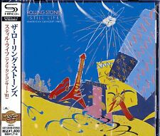 THE ROLLING STONES-STILL LIFE (AMERICAN CONCERT 1981)-JAPAN SHM-CD D50