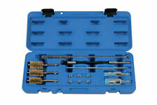 LASER TOOLS 6101 Diesel Injector Seat Cleaner Set - 14 Piece in Storage Case