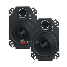 "Infinity Kappa 462.11cfp Car Stereo 4"" x 6"" 2-Way Plate Speakers 180 Watts New"