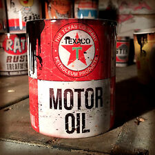 Texaco oil can Gift Motorcycle Car Mechanic Gift 11oz Tea coffee mug