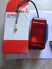 YAMAHA TAIL LIGHT ASSY. BRAKE LIGHT COMPLETE ASSY. REAR LIGHT  RXS100,RXK,RXS.