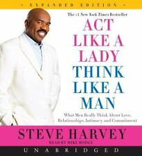 Act Like a Lady Think Like a Man (audio book mp3 file)