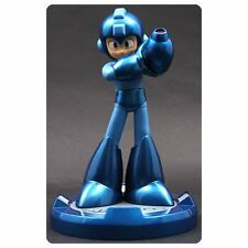 "2016 Capcom Mega Man Blue Megaman 25th Anniversary 9"" Inch Resin Statue USA"