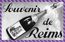 Carte Postale - Souvenir de Reims