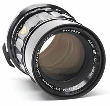 Pentax 6x7 200mm f2.0 SMC Lens SN 8449858 Early
