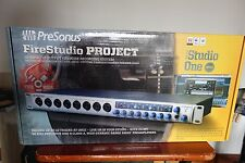Presonus FireStudio Project with StudioOne | Great Condition | Audio Interface