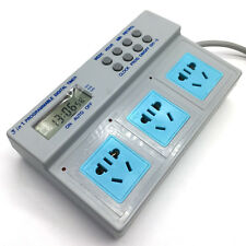 3680W Timer for Aquarium Lights Wave Maker Programmable -